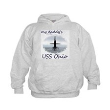 My Daddys on the USS Ohio Hoodie