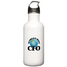 World's Best Cfo Water Bottle