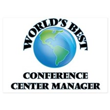 World's Best Conference Center Manager Invitations