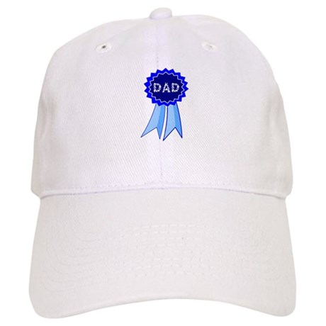 Dad's Blue Ribbon Cap