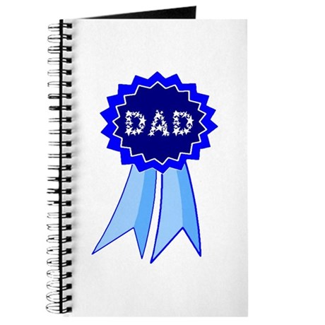 Dad's Blue Ribbon Journal