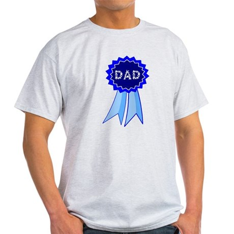 Dad's Blue Ribbon Light T-Shirt