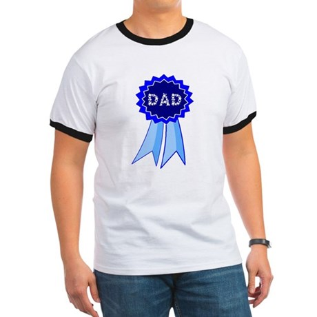Dad's Blue Ribbon Ringer T