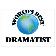 World's Best Dramatist Invitations