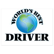 World's Best Driver Invitations