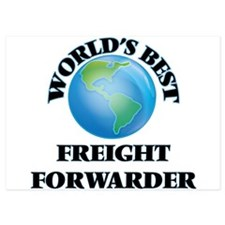 World's Best Freight Forwarder Invitations