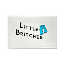 Little Britches Rectangle Magnet (10 pack)