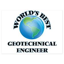 World's Best Geotechnical Engineer Invitations