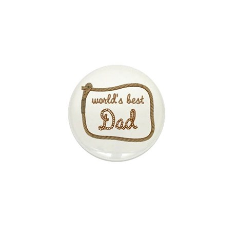 Best Dad Mini Button (10 pack)