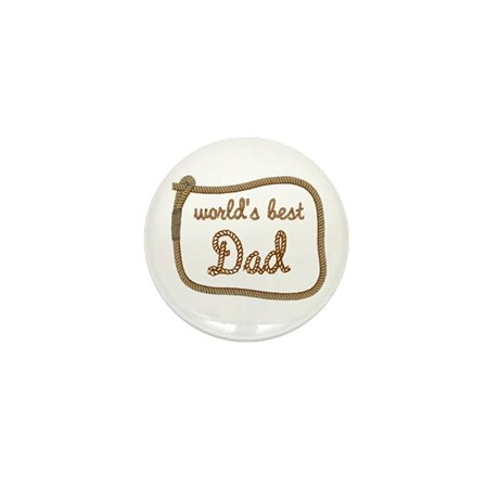 Best Dad Mini Button