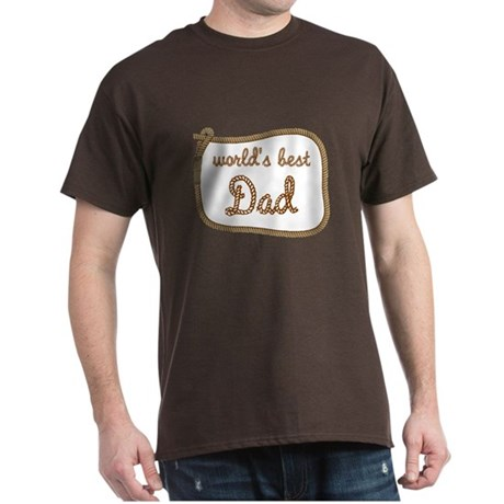 Best Dad Dark T-Shirt
