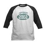 Copyright 2002 Kids Baseball Jersey