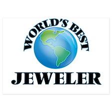 World's Best Jeweler Invitations