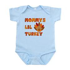Mommys Lil Turkey Body Suit