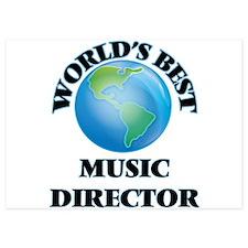World's Best Music Director Invitations