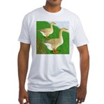 Goose and Gander Fitted T-Shirt