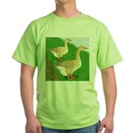 Goose and Gander Green T-Shirt