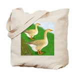 Goose and Gander Tote Bag