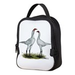 Modern Game Bantams Neoprene Lunch Bag