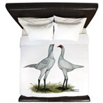 Modern Game Bantams King Duvet