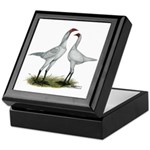 Modern Game Bantams Keepsake Box