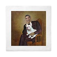 Obama-French BD (W) Queen Duvet
