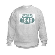 Copyright 1949 Sweatshirt