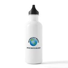World's Best Psycholog Water Bottle