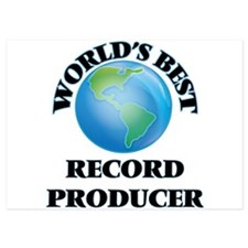World's Best Record Producer Invitations