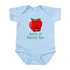 Apple of Papou's Eye Body Suit