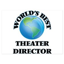 World's Best Theater Director Invitations