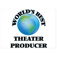World's Best Theater Producer Invitations