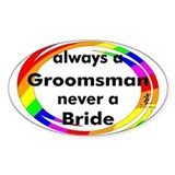 Always a Groomsman