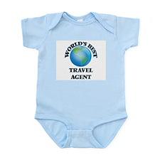 World's Best Travel Agent Body Suit