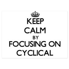 Keep Calm by focusing on Cyclical Invitations