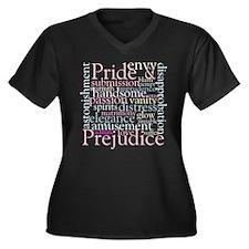PandPText05X Plus Size T-Shirt