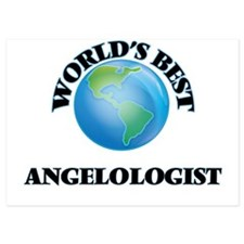 World's Best Angelologist Invitations