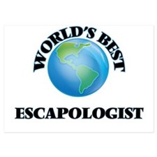 World's Best Escapologist Invitations