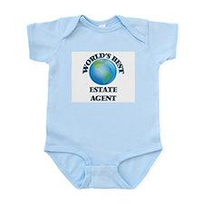 World's Best Estate Agent Body Suit