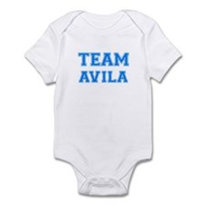 TEAM BARR Infant Bodysuit