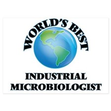 World's Best Industrial Microbiologist Invitations