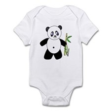 Lucky Panda Infant Bodysuit