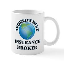 World's Best Insurance Broker Mugs