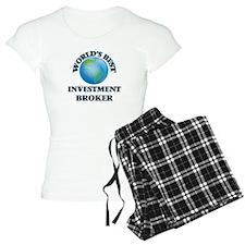 World's Best Investment Bro Pajamas