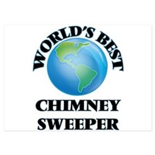 World's Best Chimney Sweeper Invitations