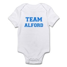 TEAM AVILA Infant Bodysuit