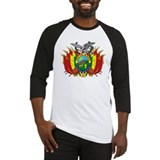 Bolivia Coat of Arms Baseball Jersey