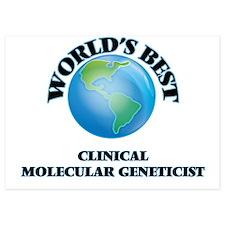 World's Best Clinical Molecular Geneti Invitations