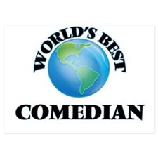 World's Best Comedian Invitations