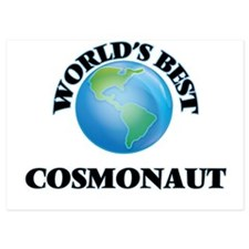 World's Best Cosmonaut Invitations